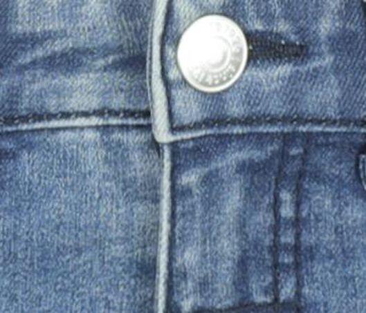 Kinder-Jeans, Regular Fit jeansfarben 98 - 30762431 - HEMA