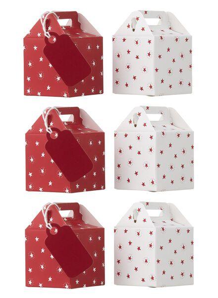 6-pack gift boxes - 25711738 - hema