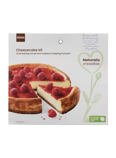 mélange pour cheesecake - 10270051 - HEMA
