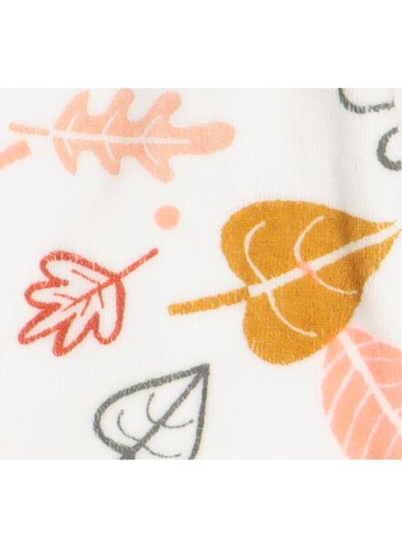newborn jumpsuit wit wit - 1000015610 - HEMA