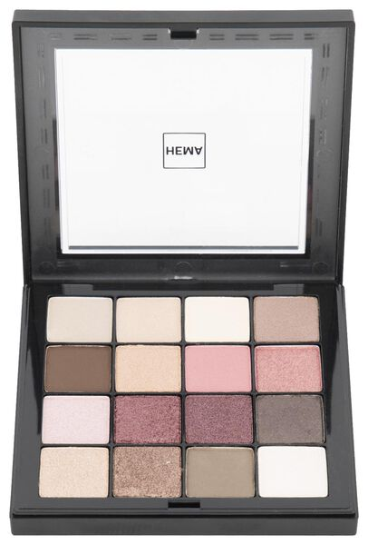 eye shadow palette nude - 11218508 - hema