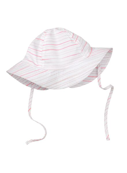 baby fisherman's cap off-white off-white - 1000006708 - hema
