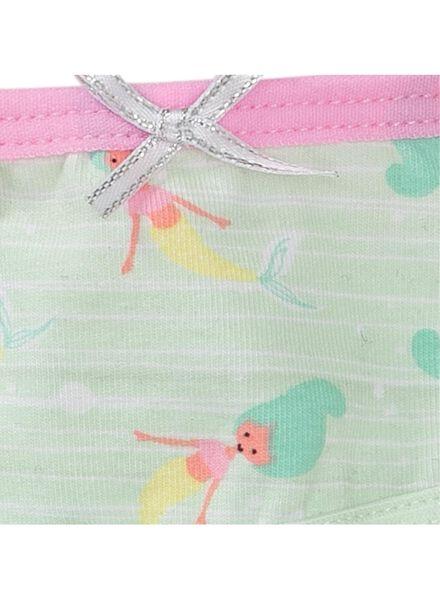 3-pack children's briefs mint green mint green - 1000007673 - hema