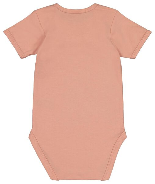 4 bodies – coton bio stretch rose rose - 1000018392 - HEMA