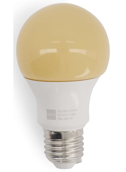 LED-Lampe, 35W, 396Lumen, Birne, getönt - 20020006 - HEMA