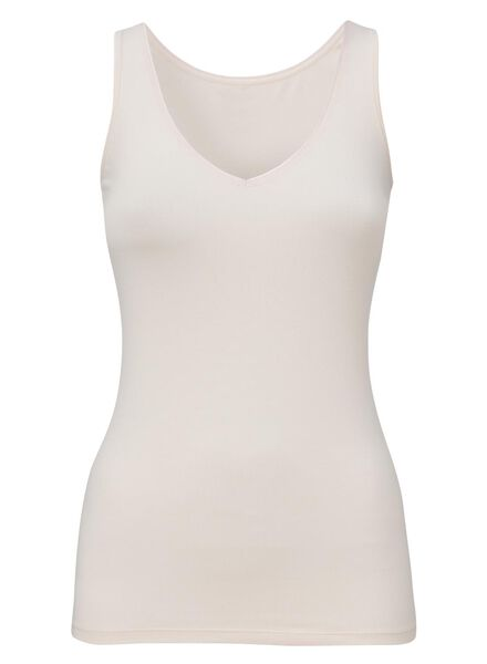 women's singlet - real lasting cotton light pink light pink - 1000007982 - hema