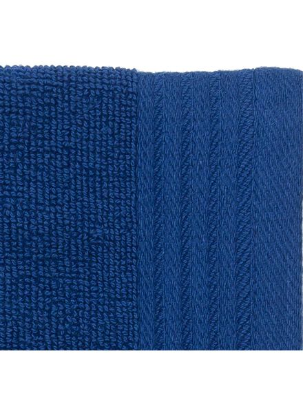 kitchen towel keukendoek dark blue - 5440212 - hema
