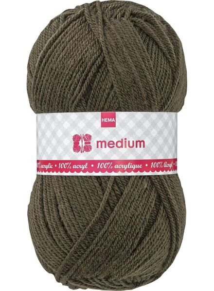 Strickgarn Medium - 1400050 - HEMA