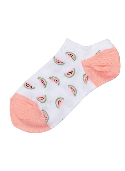 women's ankle socks pink pink - 1000007787 - hema