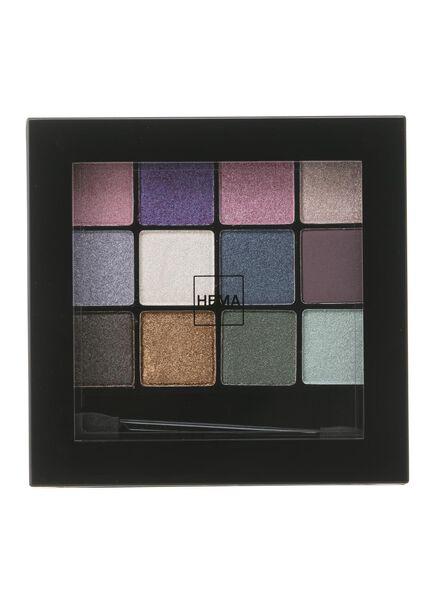 palette ombres à paupières spice it up - 11218507 - HEMA