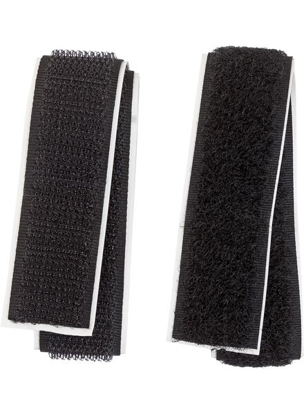 self-adhesive strip 50x2 black - 1441081 - hema