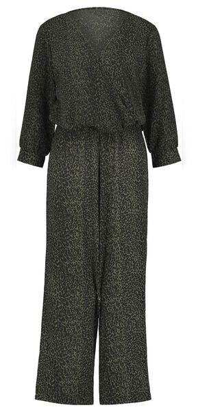Damen-Jumpsuit olivgrün olivgrün - 1000021354 - HEMA