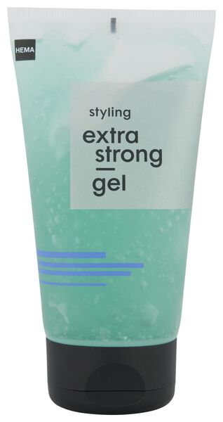 gel coiffant extra strong 150ml - 11077113 - HEMA