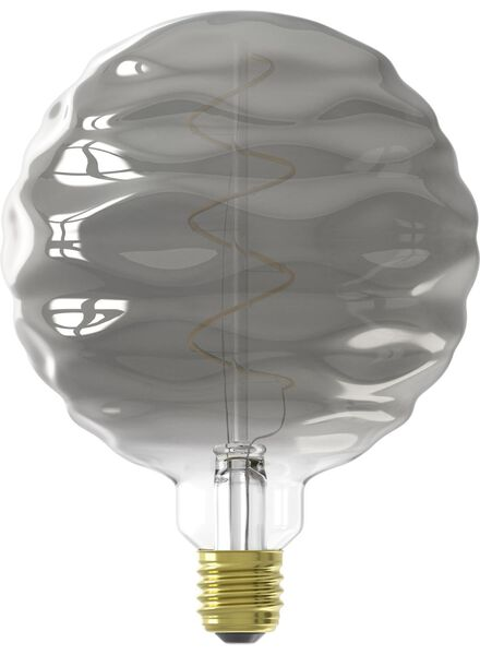 ampoule LED 4W - 100 lumens - globe - titane - 20020088 - HEMA