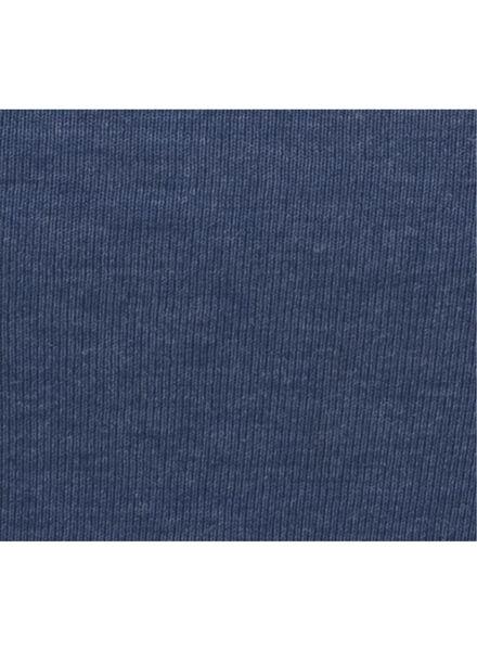 2-pack teen soft tops grey melange grey melange - 1000007251 - hema