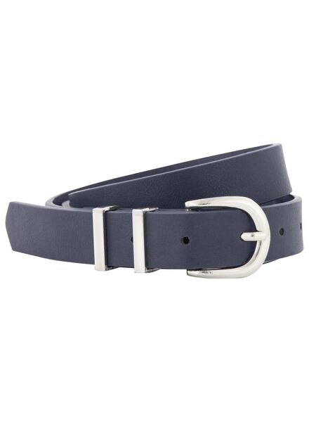 Damen-Gürtel blau blau - 1000014442 - HEMA