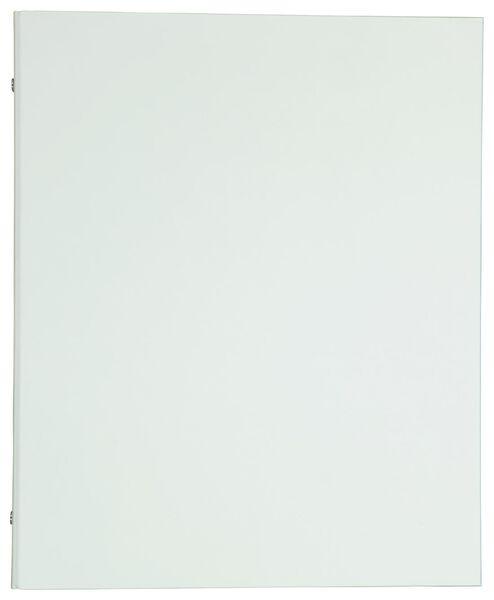 Ringbuch, 23-Ring-Mechanik, 32 x 26.5 x 3.4 cm, mintgrün - 14880062 - HEMA