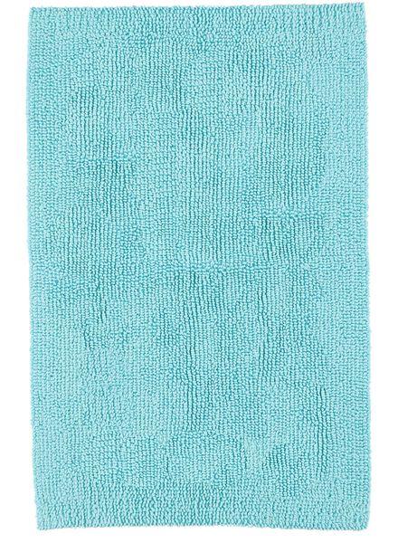 bath mat ultra soft 85 x 50 - aqua - 5260022 - hema