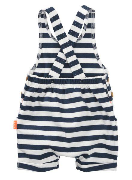 newborn jumpsuit dark blue dark blue - 1000008061 - hema