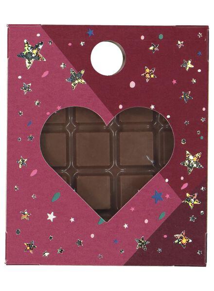 chocolate hanger heart - 60990027 - hema