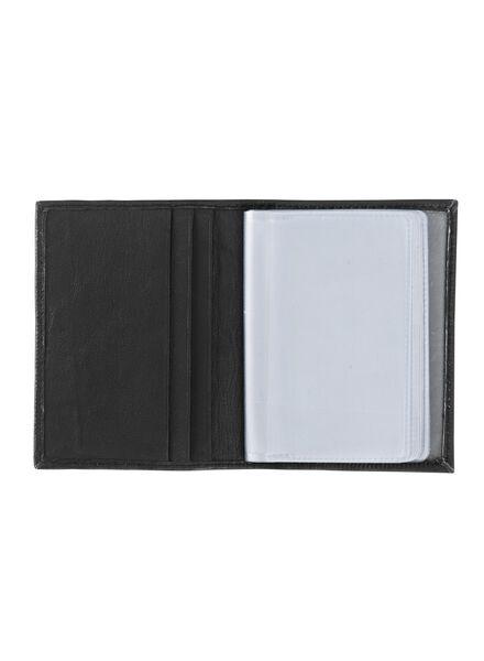 Leder-Kreditkartenetui - 18190133 - HEMA