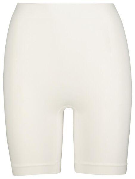 HEMA Boxer Femme Light Control Bambou Blanc (blanc)