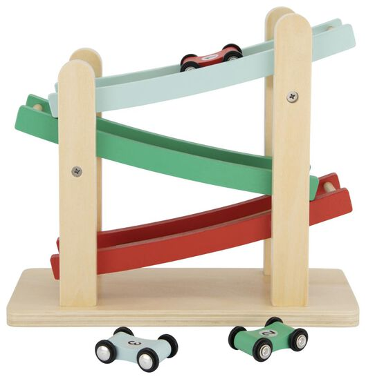 roller ramp with cars wood - 15130113 - hema