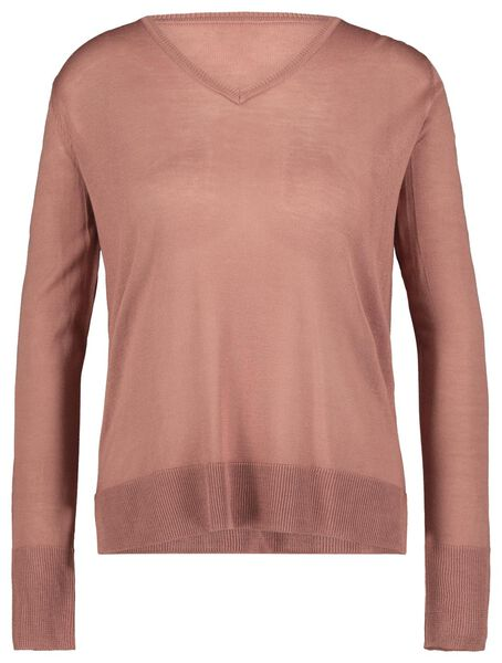 women's sweater pink pink - 1000023497 - hema