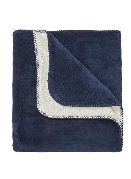 fleece throw 130 x 150 cm - 7382047 - hema