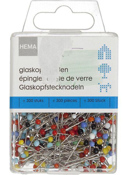 épingles à tête en verre - 1474006 - HEMA
