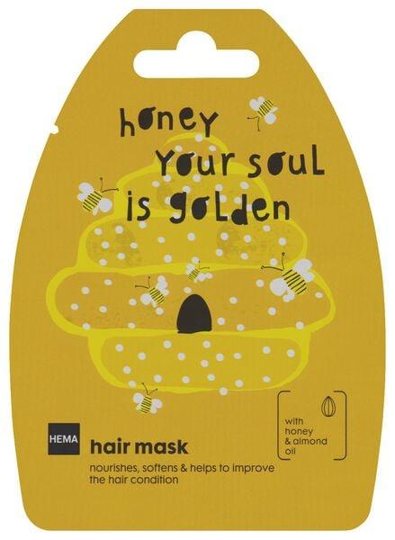 masque pour cheveux miel - 20 g - 11000051 - HEMA