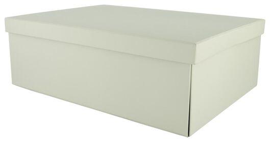 Ordnungsbox – DIN A3 – Pappe – mintgrün - 39890054 - HEMA