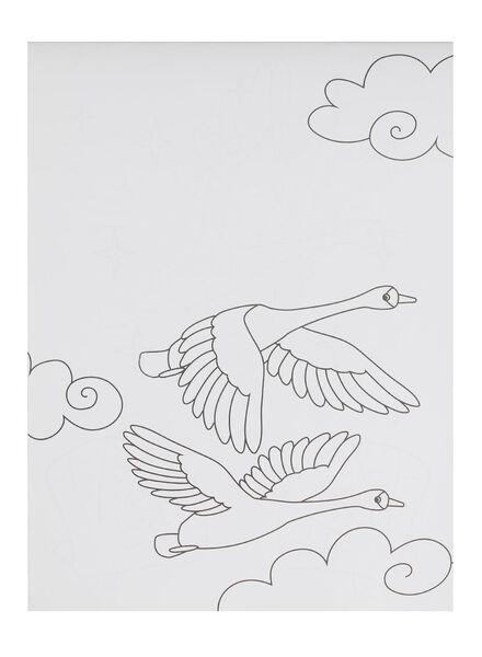magische Rubbelbilder zum Ausmalen - 15990186 - HEMA