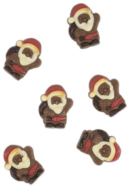 milk chocolate Santa's 180 grams - 10040041 - hema