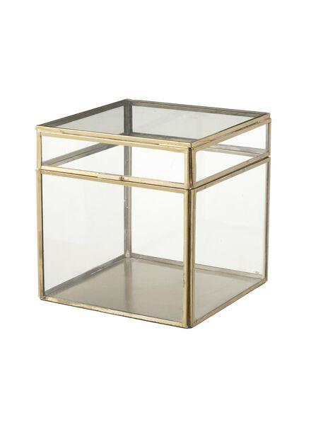 metal box 15 x 15 x 16 cm - 60150002 - hema