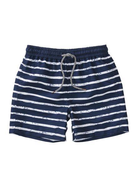 children's swim shorts blue blue - 1000007229 - hema