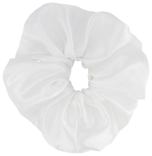 HEMA Scrunchie XL Wit