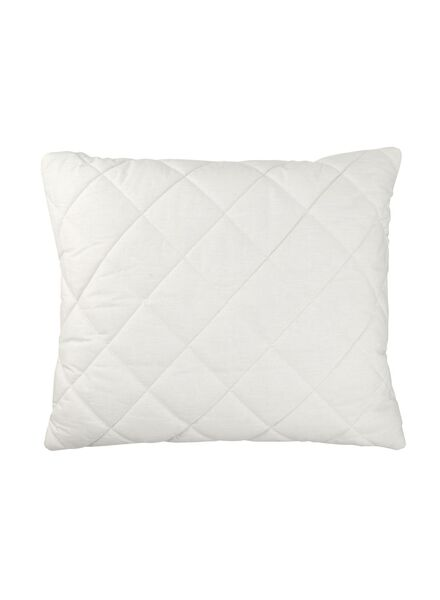 pillow - wool - medium firm - front and side sleeping position - 5511889 - hema