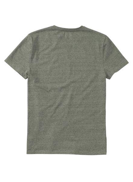 men's T-shirt green green - 1000006142 - hema