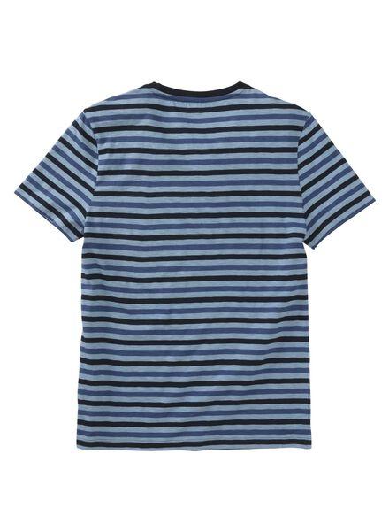 men's T-shirt denim denim - 1000006104 - hema