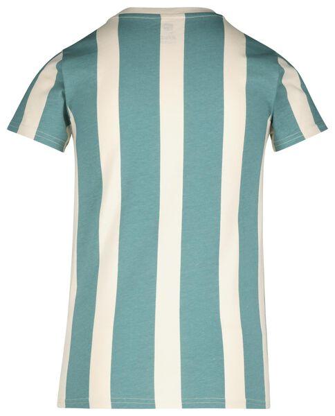 Kinder-T-Shirt meergrün meergrün - 1000017727 - HEMA