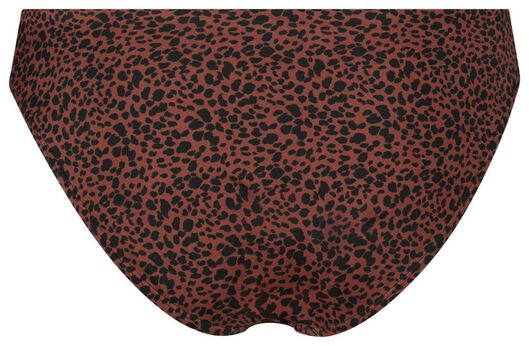 slip de bikini femme rouge foncé rouge foncé - 1000017944 - HEMA