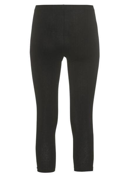 women's leggings black black - 1000012834 - hema
