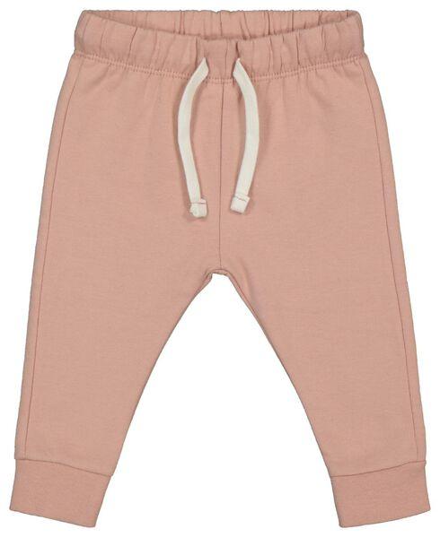 Baby-Sweathose rosa rosa - 1000022023 - HEMA
