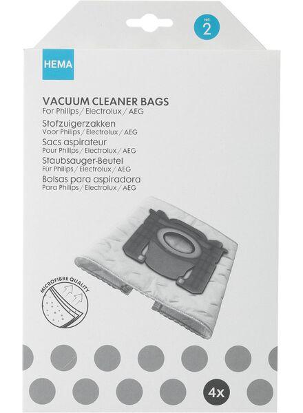 sacs d'aspirateur Philips s-bag - 20560301 - HEMA