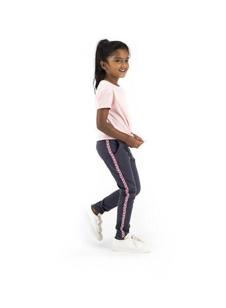 pantalon sweat enfant gris foncé gris foncé - 1000013490 - HEMA
