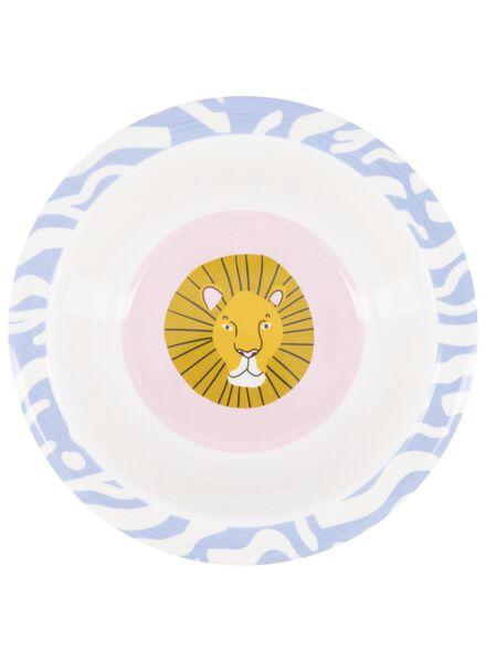 bol - Ø 16 cm - mélamine - lion - 80610063 - HEMA