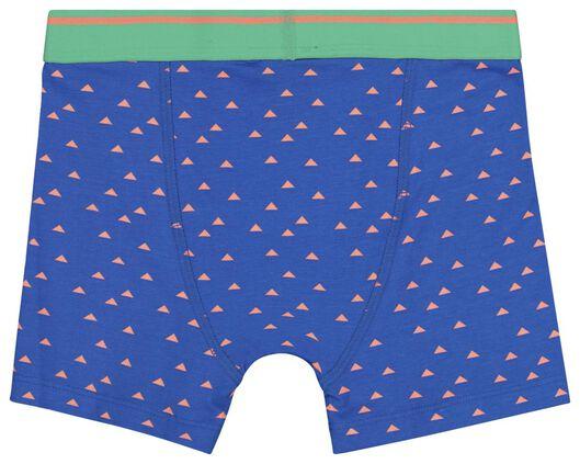 2er-Pack Kinder-Boxershorts grün grün - 1000018434 - HEMA