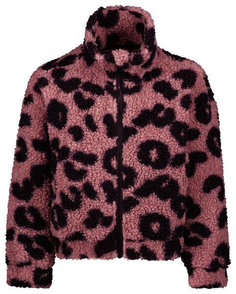 veste enfant rose rose - 1000024395 - HEMA