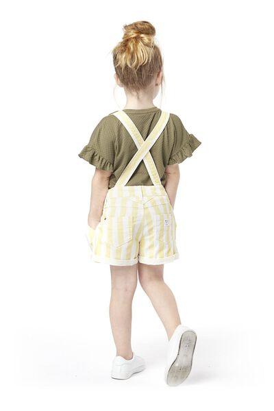 children's T-shirt army green army green - 1000018819 - hema
